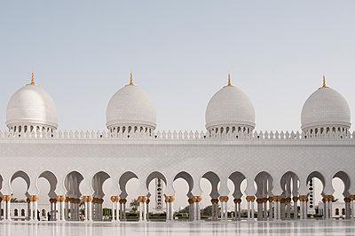Scheich Zayed Moschee - p1273m1467591 von melanka