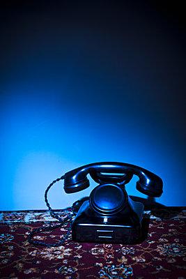 Nostalgisches Telefon - p1149m2014947 von Yvonne Röder