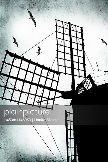 Windmühle     - p450m1146953 von Hanka Steidle