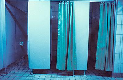 Shower curtain - p1330172 by Martin Sigmund