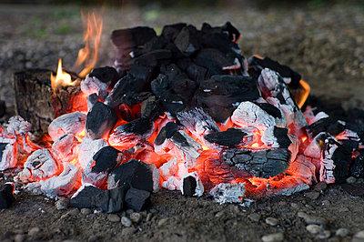 Fireplace - p3580465 by Frank Muckenheim