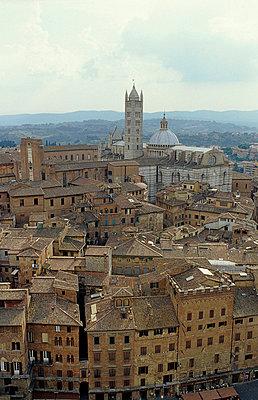 Siena - p4700100 von Ingrid Michel
