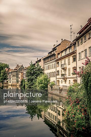 Frankreich, Straßburg, La Petite France - p1402m2205576 von Jerome Paressant