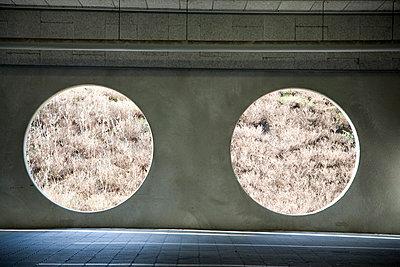 Ästhetik eines Parkhauses - p4970015 von Guntram Walter
