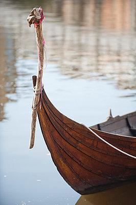 Viking ship - p1003m737589 by Terje Rakke