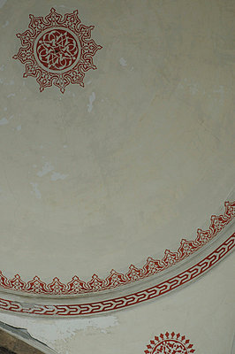 decke in moschee - p6270008 von Anke Fesel