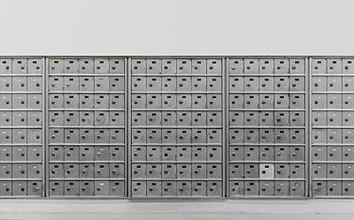Locker - p1280m1091595 by Dave Wall