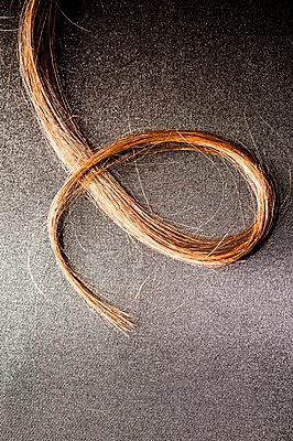Strand of hair - p971m1190740 by Reilika Landen