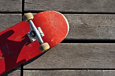 Skateboard - p2200896 von Kai Jabs