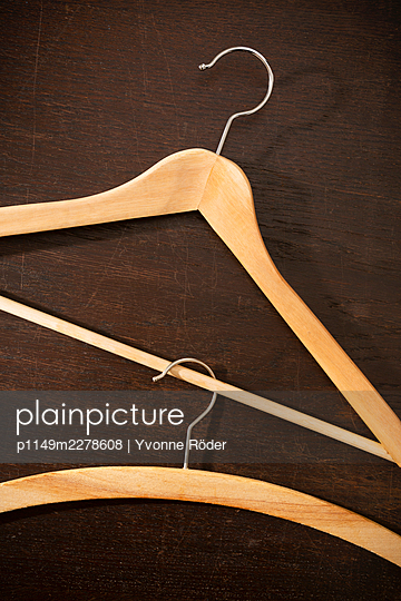 Clothes hangers - p1149m2278608 by Yvonne Röder
