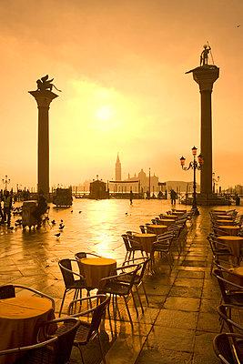 In Venedig - p3300145 von Harald Braun