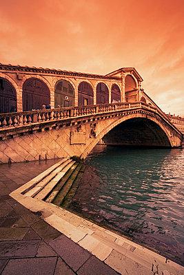Rialtobrücke in Venedig - p3300148 von Harald Braun