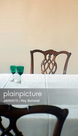 Reiner Tisch für zwei - p8260015 von Roy Botterell
