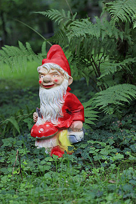 Gartenzwerg - p450m735061 von Hanka Steidle