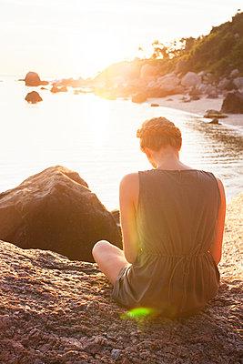 Idylle - p956m1044210 von Anna Quinn
