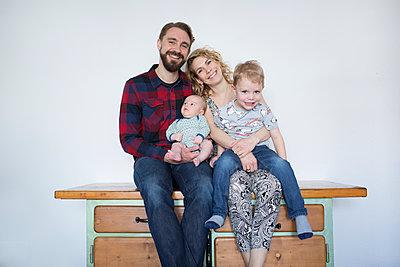 Familienbild - p1308m1516583 von felice douglas