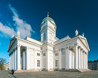 Helsinki Cathedral  - p1332m1572956 by Tamboly