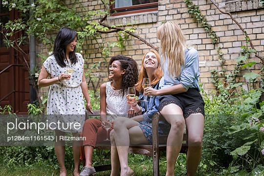 BBQ-Party - p1284m1161543 von Ritzmann