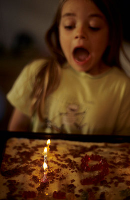 Birthday cake - p0460508 by Hexx