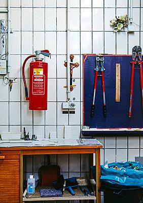 Crematorium, facilities, equipment - p1299m2284482 by Boris Schmalenberger
