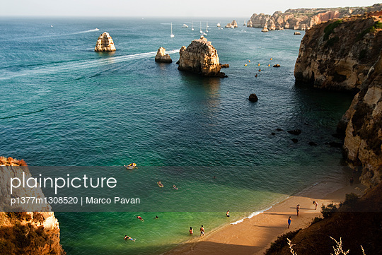 Praia do Pinhao - p1377m1308520 by Marco Pavan