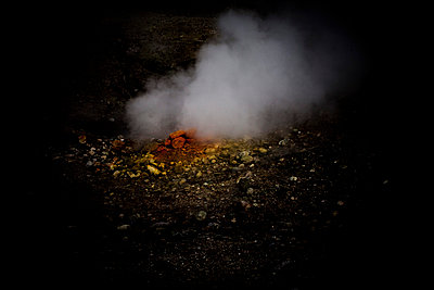 Active volcano - p4451126 by Marie Docher