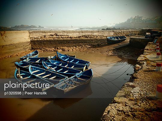Am Hafen - p1320598 von Peer Hanslik