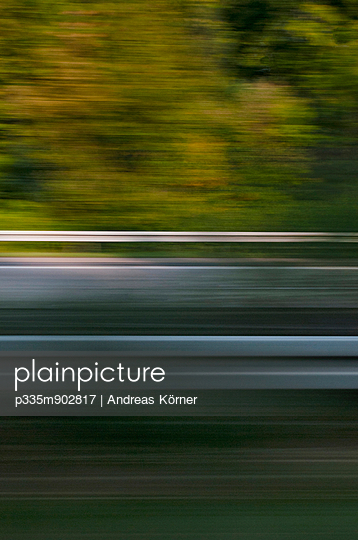 Blurred motion - p335m902817 by Andreas Körner