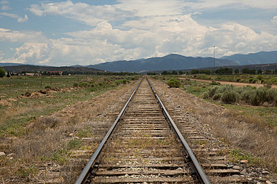 Railroad - p1291m1116118 by Marcus Bastel