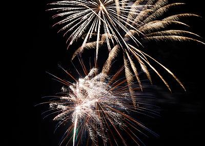 Feuerwerk - p1124m1104360 von Willing-Holtz