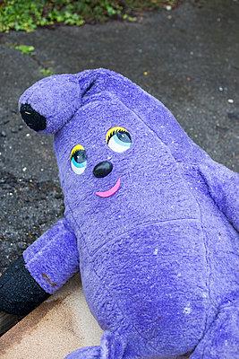 Stuffed toy - p1621m2257966 by Anke Doerschlen