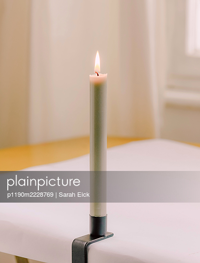 Candle - p1190m2228769 by Sarah Eick