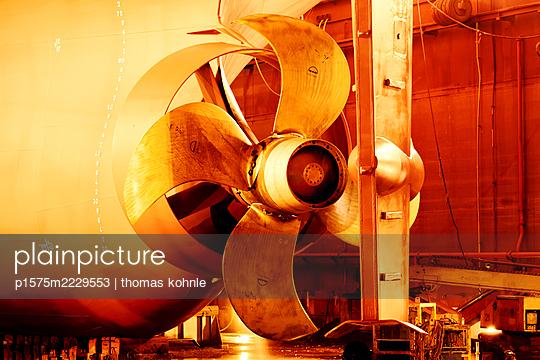 Bahrain, Manama, Werft - p1575m2229553 von thomas kohnle