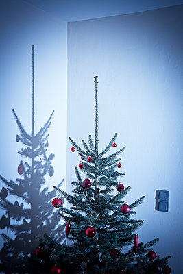 Christmastree - p1149m1511197 by Yvonne Röder