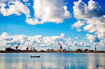 Shipyard on Funen - p382m2283244 by Anna Matzen
