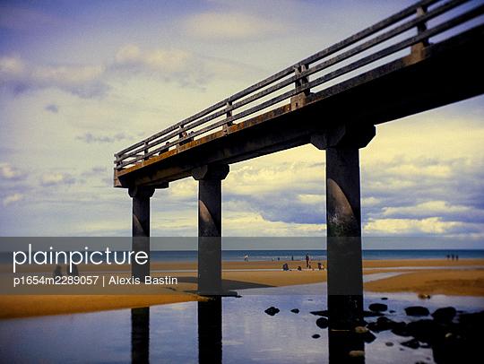 Vierville sur Mer, Omaha Beach - p1654m2289057 by Alexis Bastin