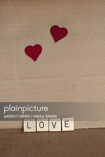 Holzbuchstaben    - p450m1128454 von Hanka Steidle