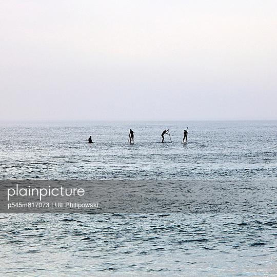 Paddelgruppe - p545m817073 von Ulf Philipowski