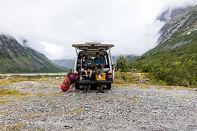 Norwegen Urlaub - p1257m1203039 von Jozef Kubica