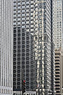 USA, Chicago, Loop - p2687175 von Christof Mattes