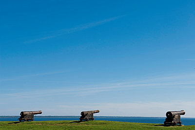 Cannons - p383m856041 by visual2020vision