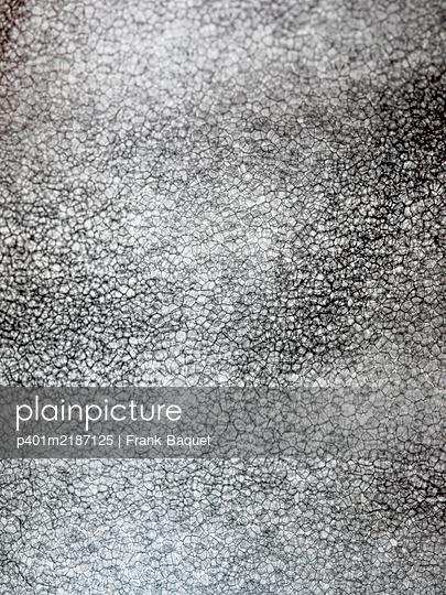 Foam structure - p401m2187125 by Frank Baquet