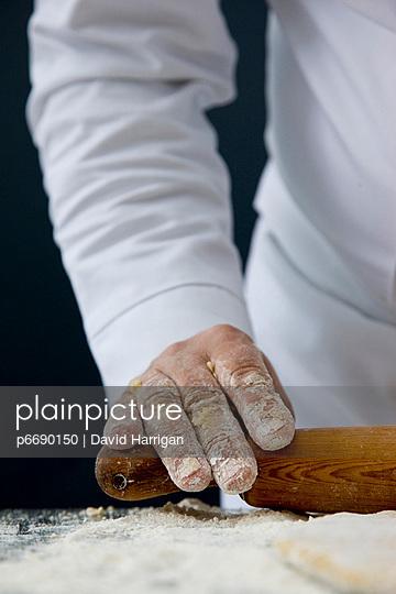 Chef - p6690150 by David Harrigan