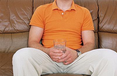 Wasser trinken - p2200552 von Kai Jabs