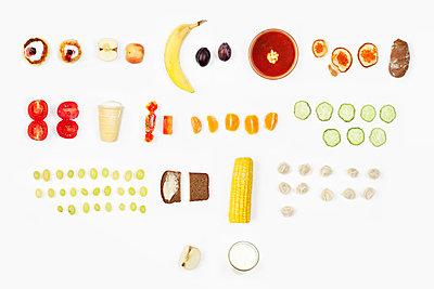 Healthy food - p3900304 by Frank Herfort