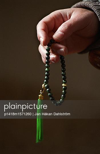Gebetskette - p1418m1571260 von Jan Håkan Dahlström
