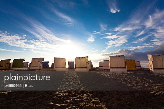 Verlassener Strand - p4880468 von Bias