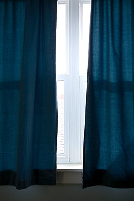 Window Curtains - p555m1452958 by Spaces Images