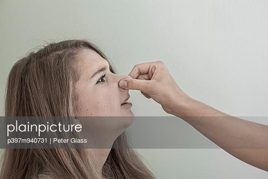 Ärgern - p397m940731 von Peter Glass