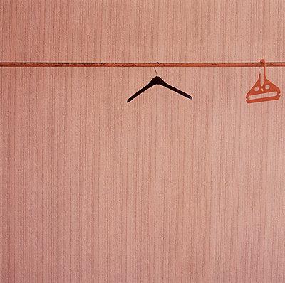 Kleiderstange - p2680955 von Dirk Brömmel